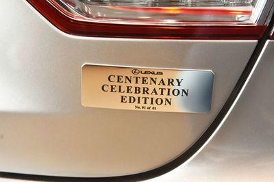 Be a Loyal Lexus Customer and you Might end up Getting your own Special Edition Car