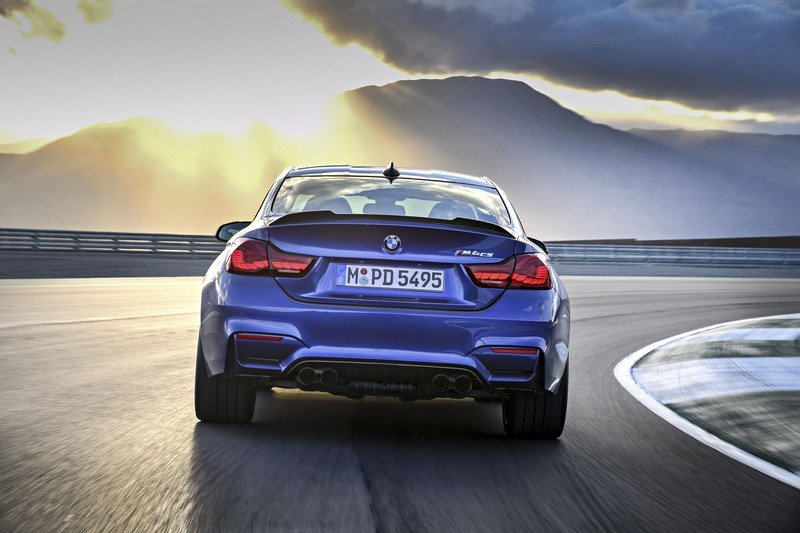 The Brand-New BMW M4 CS Is a GTS without the Big Wing - image 714163