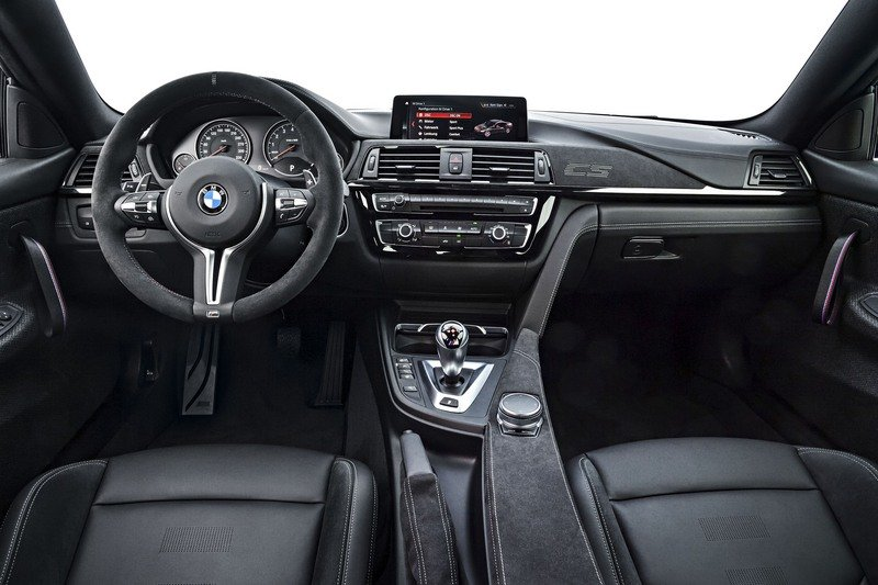 2018 BMW M4 CS High Resolution Interior - image 714185