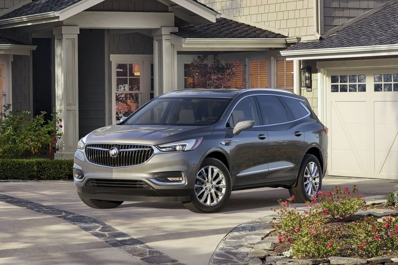 2018 Buick Enclave Exterior High Resolution - image 715032