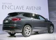 Buick Builds Itself A New Top Shelf With Avenir Sub-Brand In New York - image 713000