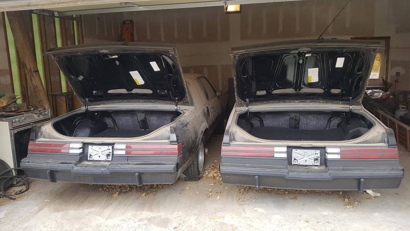 Car Find of the Decade: Two Unmolested, Barely Driven, 1987 Grand Nationals Twins