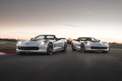 First-Production Chevrolet Corvette Carbon 65 Will Be Auctioned Off For Veterans - image 712469