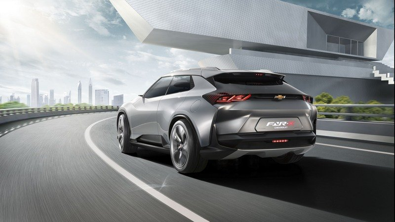 The Chevy Fnr X Concept Proves That Chevy Could Have A Bright Future