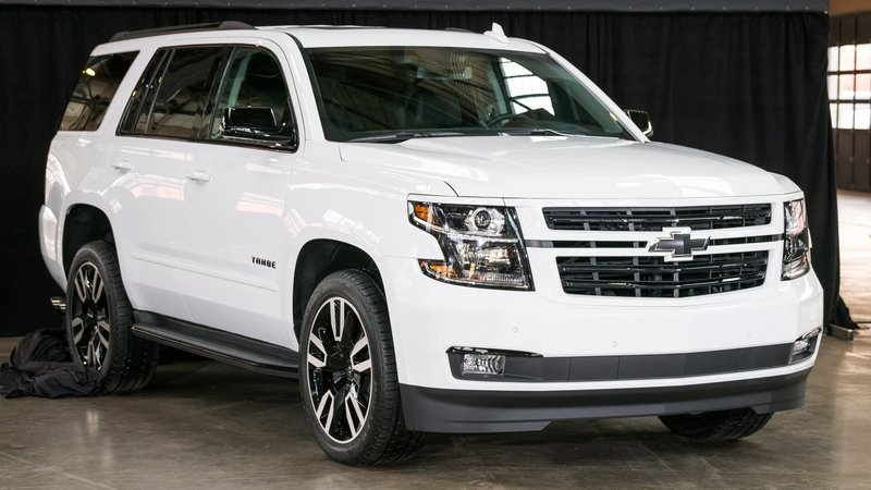 Chevrolet Suburban Reviews Specs Amp Prices Top Speed