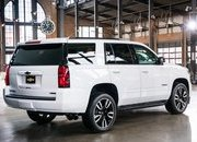Chevy Brings the Heat with Performance-Minded Tahoe - image 712198