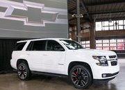 Chevy Brings the Heat with Performance-Minded Tahoe - image 712199