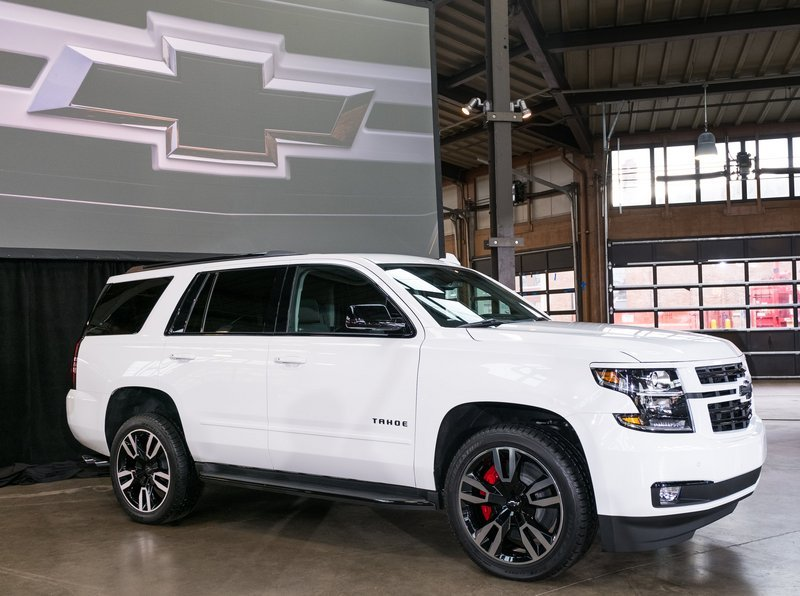 Chevy Brings the Heat with Performance-Minded Tahoe