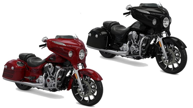 Indian Motorcycle Expands Lineup To An Even Dozen With New Chieftain Variants
