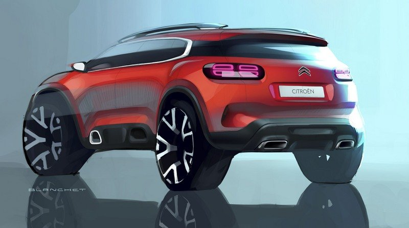 Citroen C5 Aircross Bows in China, Comes to Europe in 2018