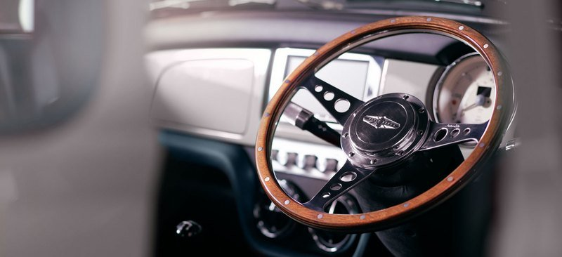 David Brown Revives the Classic Mini Cooper with Modern Tech
