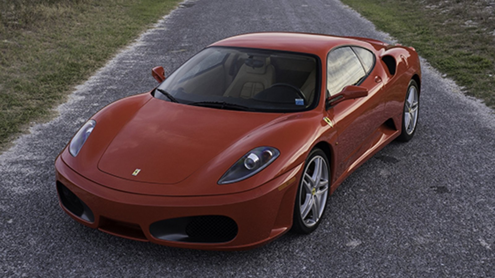 Did Trump's Name And Previous Ownership Condemn This Ferrari F430? News - Top Speed
