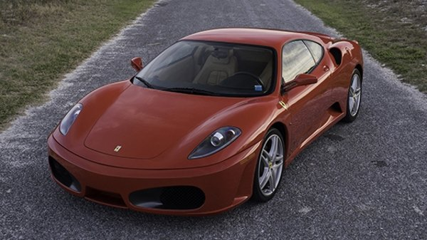 did trump 039 s name and previous ownership condemn this ferrari f430 - DOC711853