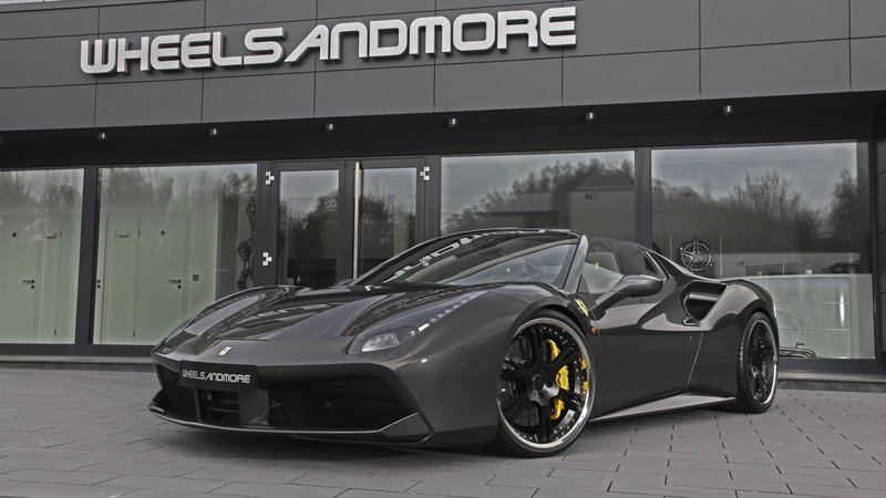 2017 Ferrari 488 GTS Triple-Seven by Wheelsandmore