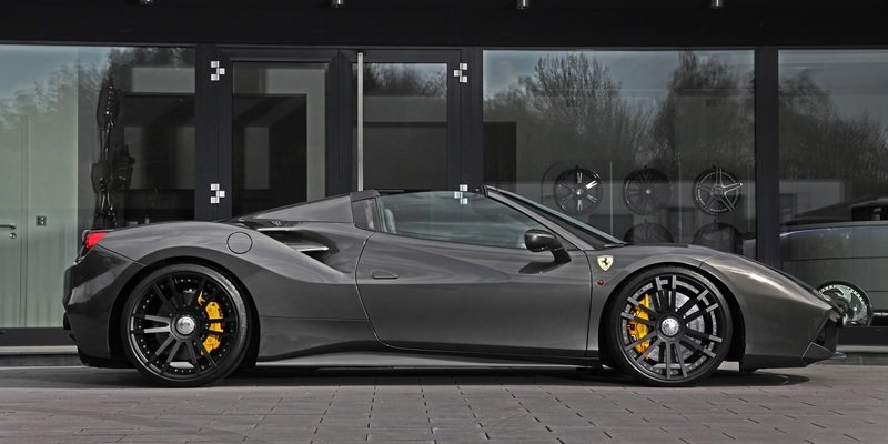 2017 Ferrari 488 GTS Triple-Seven by Wheelsandmore High Resolution Exterior - image 714788