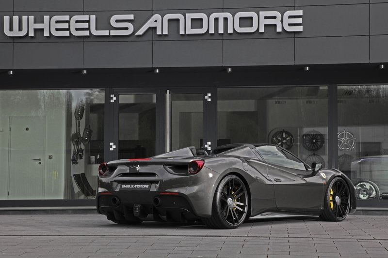 2017 Ferrari 488 GTS Triple-Seven by Wheelsandmore High Resolution Exterior - image 714802