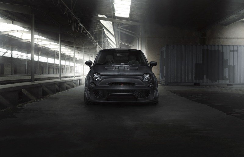 2017 Fiat 500 Abarth Ares by Pogea Racing