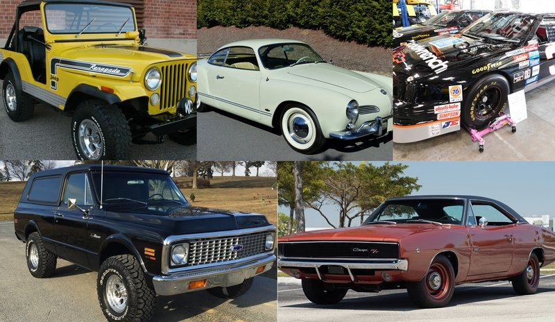Five Awesome Vehicles from Barrett-Jackson's 2017 West Palm Beach Auction