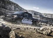 Look Out Perps! Ford Launches Police-Prepped 2018 F-150 & Expedition - image 712213