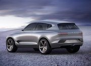 Genesis Steps Up To Take A Swing At SUVs With The Sleek GV80 Concept - image 713312