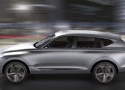 Genesis Steps Up To Take A Swing At SUVs With The Sleek GV80 Concept - image 713316
