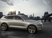 Genesis Steps Up To Take A Swing At SUVs With The Sleek GV80 Concept - image 713318