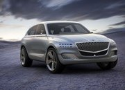 Genesis Steps Up To Take A Swing At SUVs With The Sleek GV80 Concept - image 713319