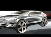 Genesis Steps Up To Take A Swing At SUVs With The Sleek GV80 Concept - image 713321