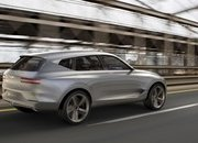 Genesis Steps Up To Take A Swing At SUVs With The Sleek GV80 Concept - image 713311