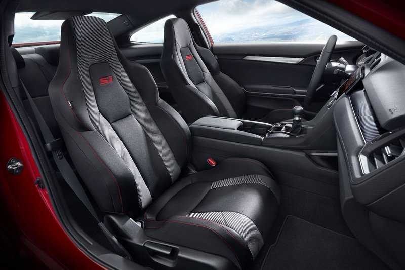 2018 Honda Civic Si Coupe High Resolution Interior - image 712172