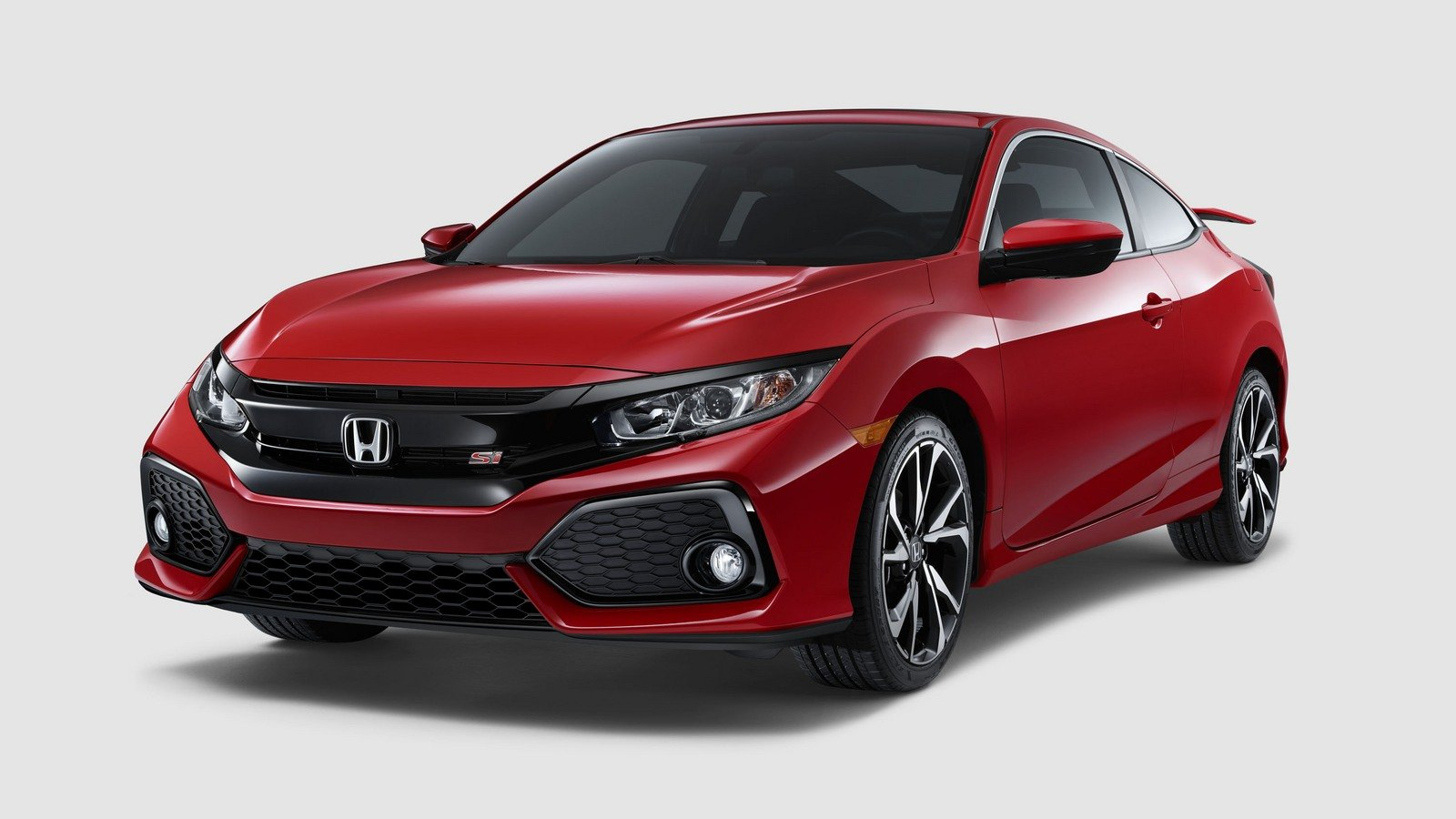 2018 honda civic si coupe review top speed. Black Bedroom Furniture Sets. Home Design Ideas