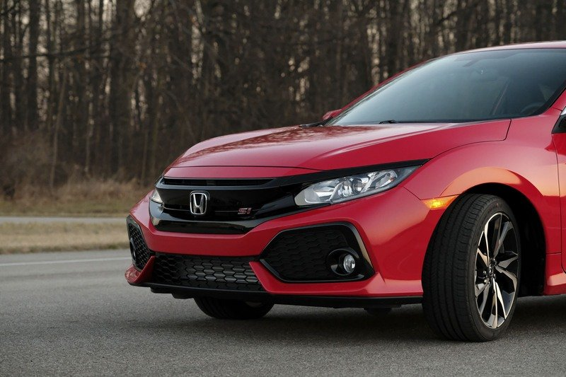 2018 Honda Civic Si Coupe High Resolution Exterior - image 712169