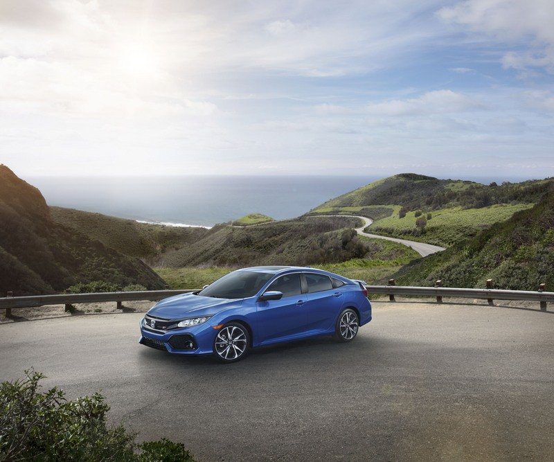 2018 Honda Civic Si Sedan High Resolution Exterior - image 712179