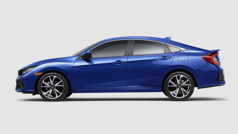 2018 Honda Civic Si Sedan High Resolution Exterior - image 712181