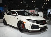 Honda Civic Type R Puts On White Suit, Comes to America - image 713398