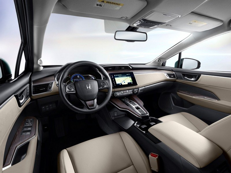 Honda Goes Full Eco Warrior, Expands Clarity Line With PHEV And EV High Resolution Interior - image 713116