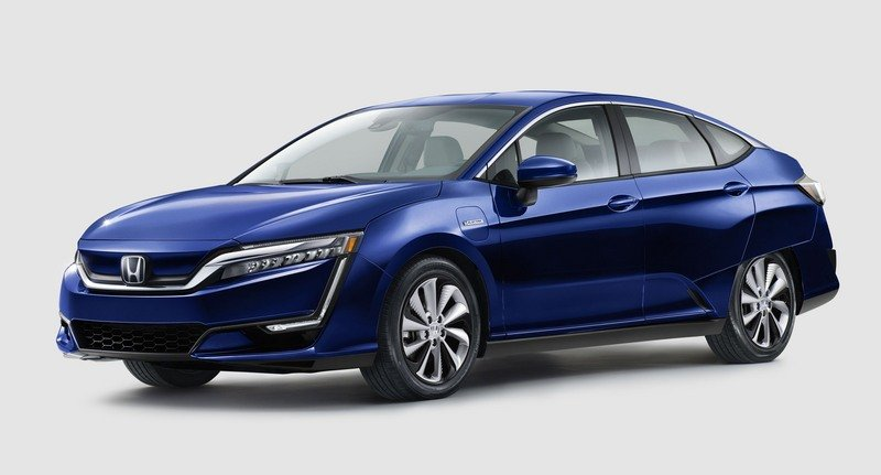 Honda Goes Full Eco Warrior, Expands Clarity Line With PHEV And EV High Resolution Exterior - image 713119