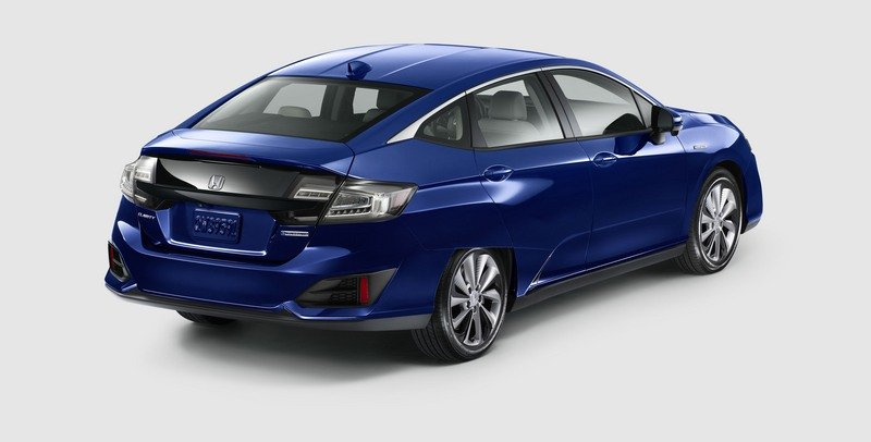 Honda Goes Full Eco Warrior, Expands Clarity Line With PHEV And EV High Resolution Exterior - image 713120