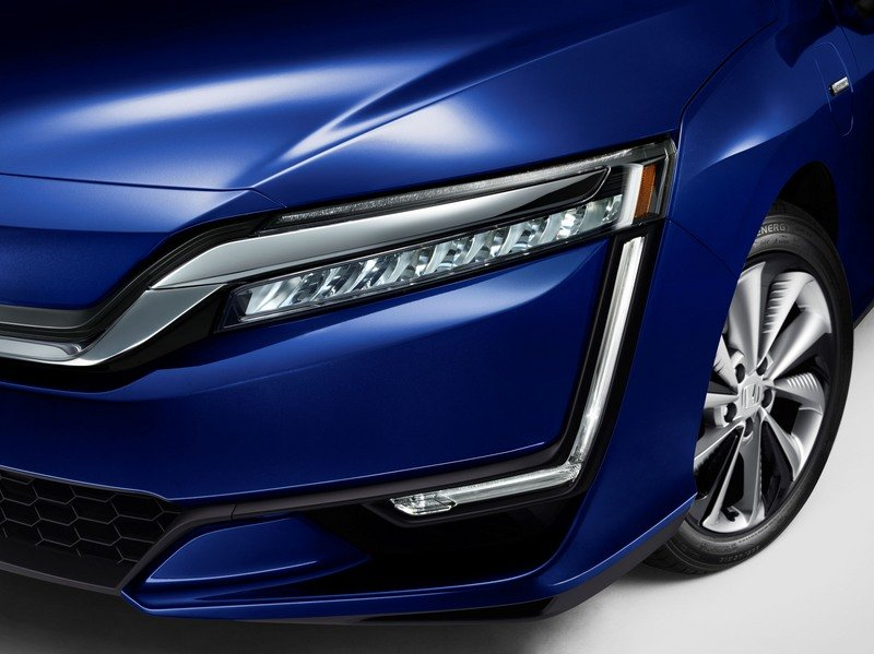 Honda Goes Full Eco Warrior, Expands Clarity Line With PHEV And EV High Resolution Exterior - image 713108
