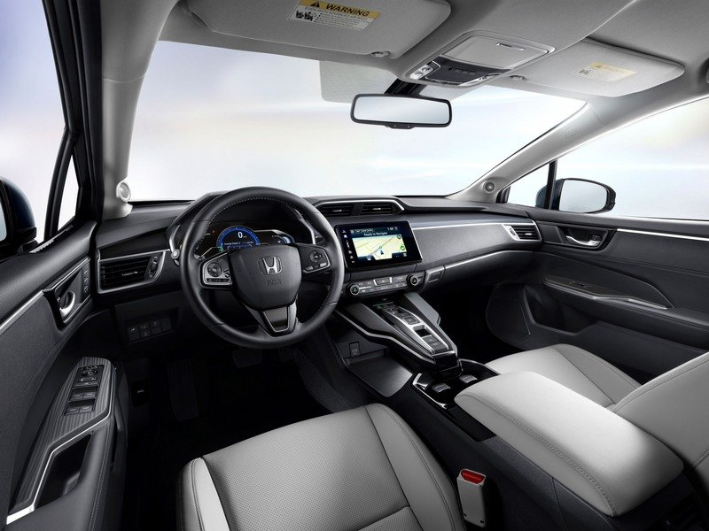 Honda Goes Full Eco Warrior, Expands Clarity Line With PHEV And EV High Resolution Interior - image 713110