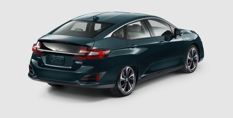 Honda Goes Full Eco Warrior, Expands Clarity Line With PHEV And EV High Resolution Exterior - image 713113