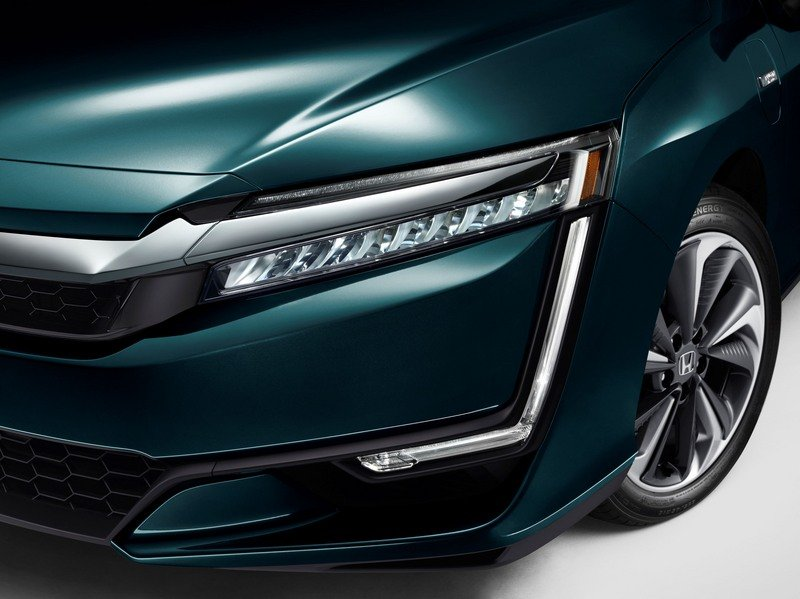 Honda Goes Full Eco Warrior, Expands Clarity Line With PHEV And EV High Resolution Exterior - image 713114