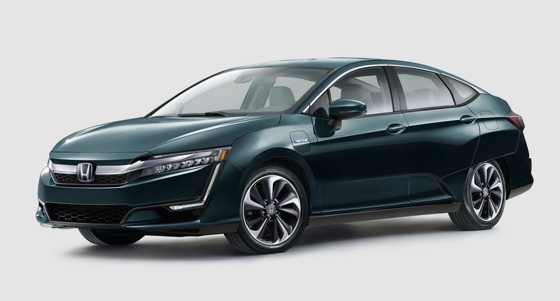 Honda Goes Full Eco Warrior, Expands Clarity Line With PHEV And EV High Resolution Exterior - image 713107