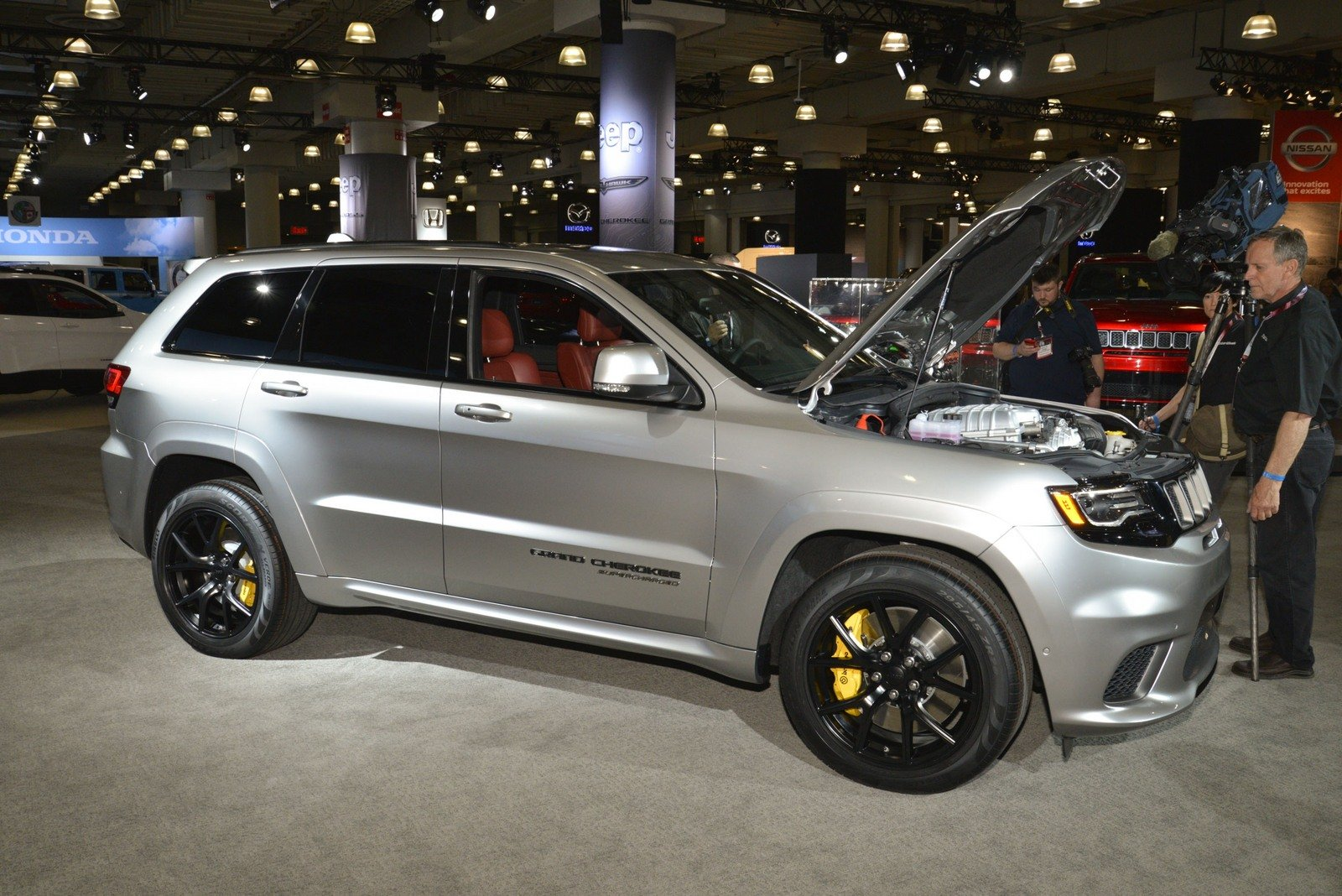 2018 Jeep Grand Cherokee Trackhawk - Picture 713580 | truck review @ Top Speed