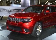 2018 jeep grand cherokee trackhawk - 713587