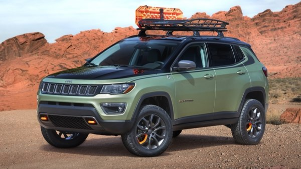 2017 Jeep Trailpass Concept Review Top Speed