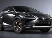 The Lexus NX Stunts on the Competition in Shanghai With a New Look - image 714135