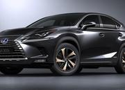 The Lexus NX Stunts on the Competition in Shanghai With a New Look - image 714136