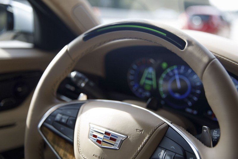 Hands-Free, Semi-Autonomous Driving from... Cadillac??