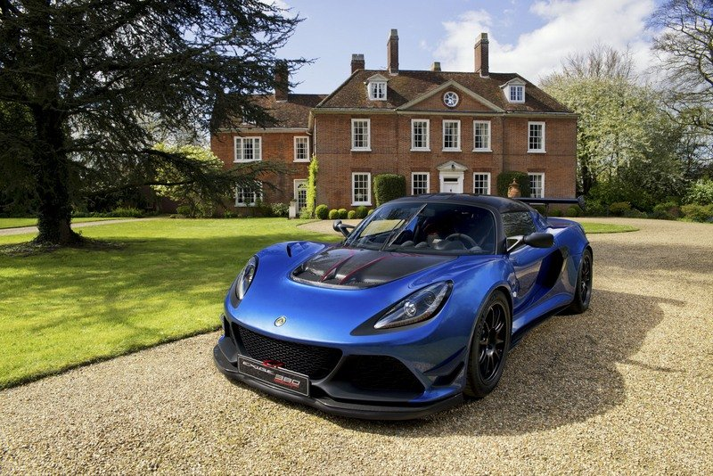 Get Your Simplified Lightness On With The Lotus Exige Cup 380 - image 714530